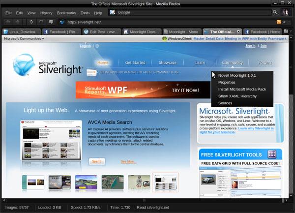 Microsoft Silverlight что это такое - фото 6