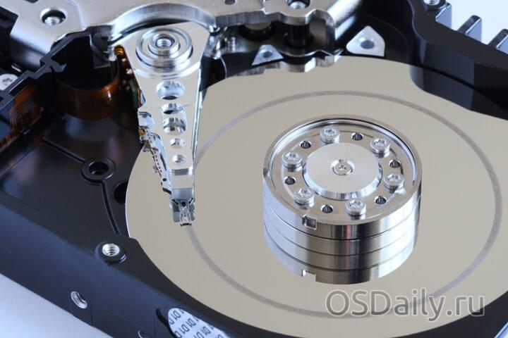 Как делается Remap жесткого диска?