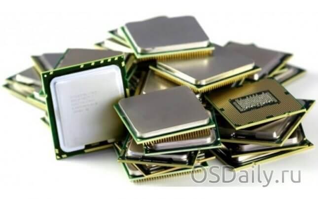 vibor processora