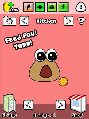 бесплатно скачать игру на компьютер Pou - фото 7