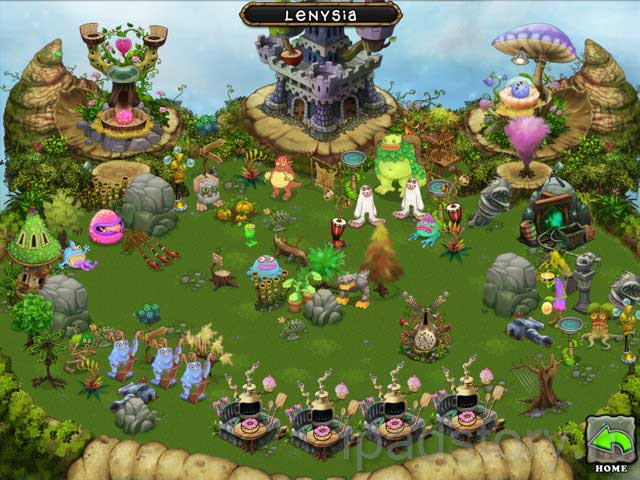 Вид My Singing Monsters