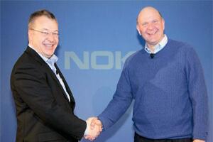 """""""Nokia и Microsoft lync"""" —  результаты сотрудничества компаний"""