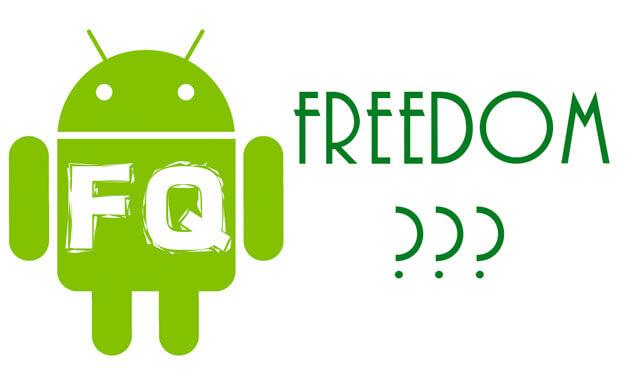 Как пользоваться Freedom на Андроид