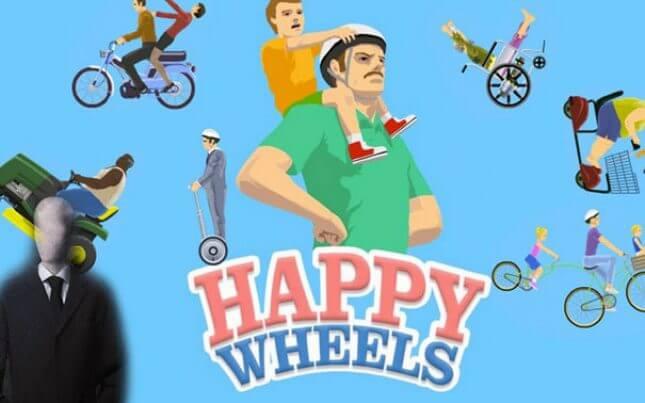 Happy Wheels на ПК