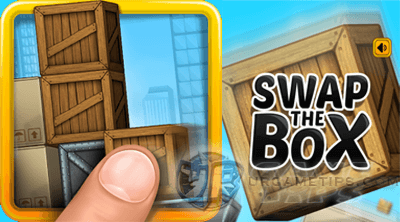 Прохождение игры Swap The Box (Docks, Train, Jungle, City)