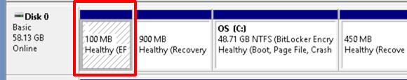 утилита управления дисками Windows 10