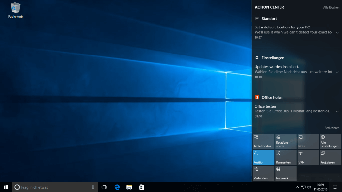 Microsoft выпустила Windows 10 Insider Preview build 14342 .ISO