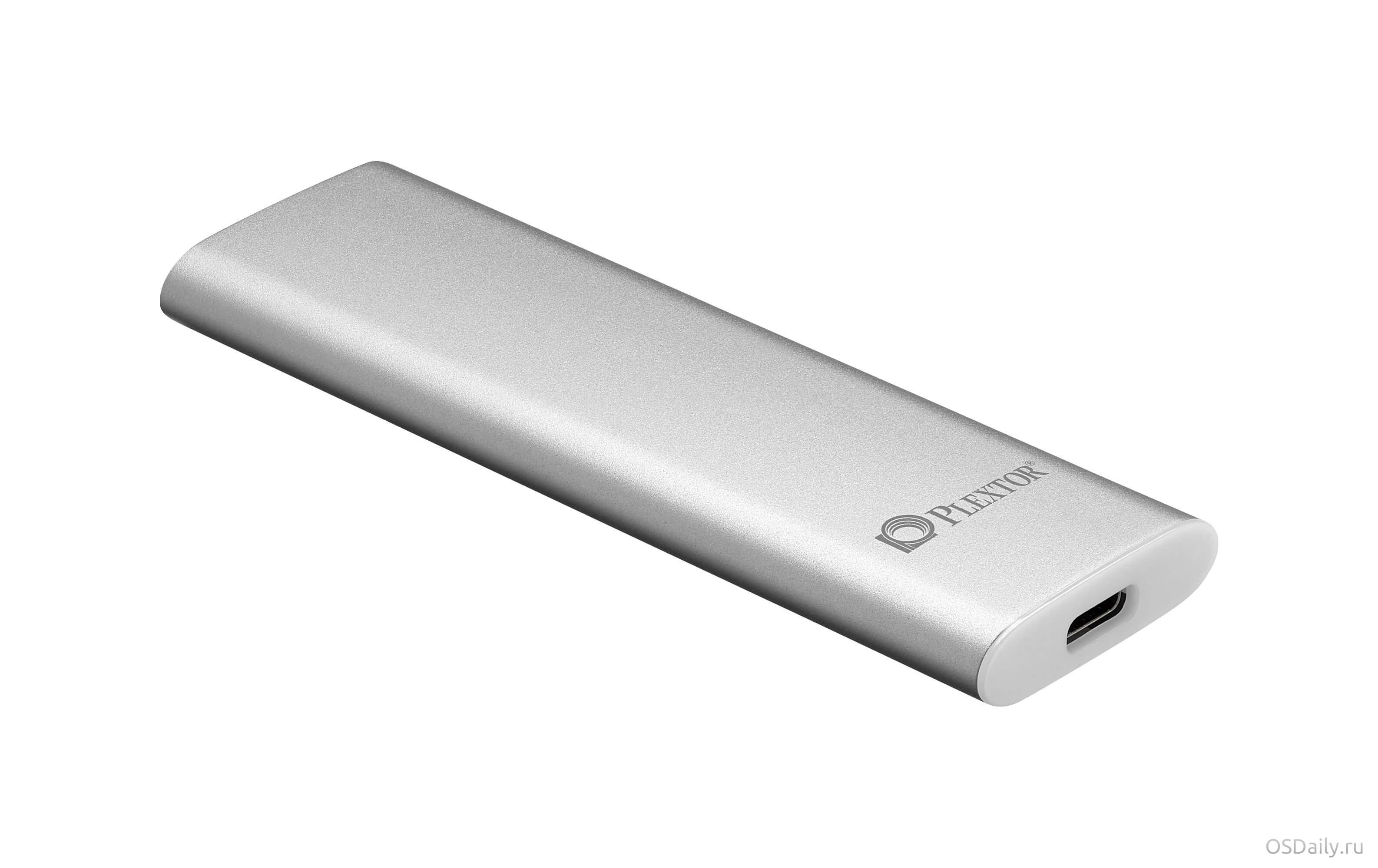 Внешний жесткий диск ЕХ1 с USB-C поддержкой уже скоро увидит свет