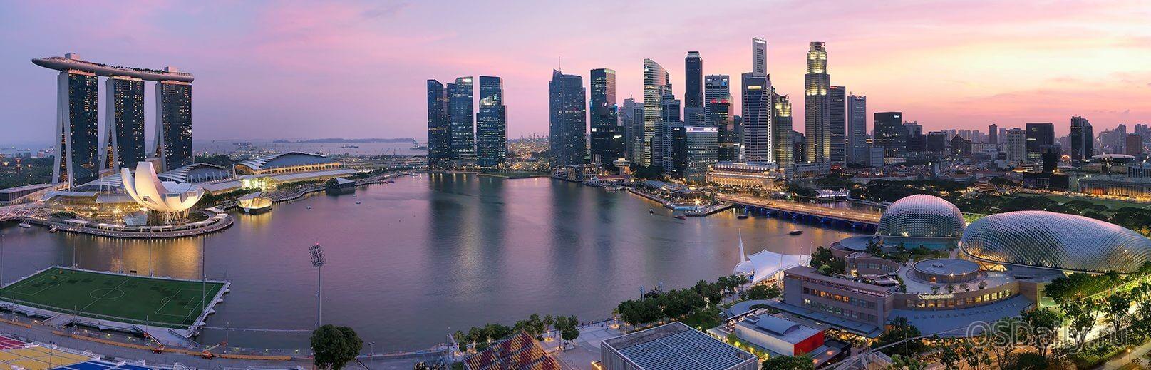 Несколько причин, почему Сингапур стал центром технологических инноваций