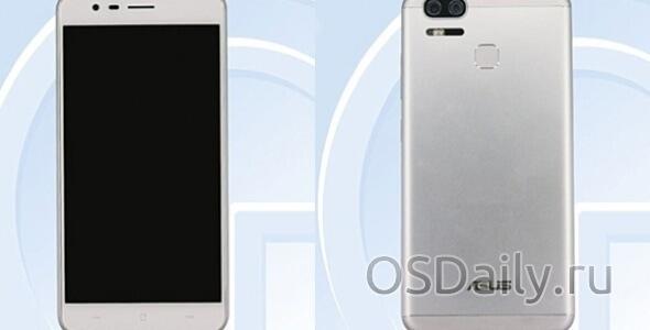 Компания ASUS выпускает смартфон Z01HDA с новым процессором и батареей на 4850mAh