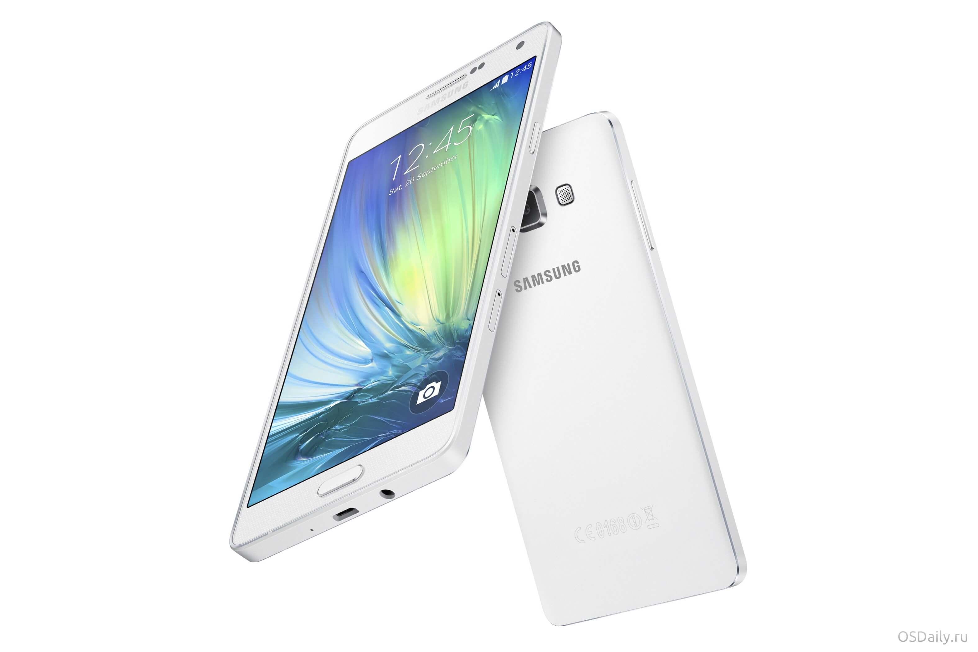 Samsung Galaxy А7 (2017) технические характеристики