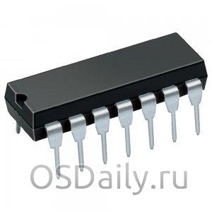 микросхема, чип, интегральная схема