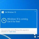 Как удалить приложение «Получить Windows 10» из системного трея
