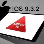 Проблемы финальной версии iOS 9.3.2