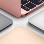 Apple представила новые MacBook 12″ Retina