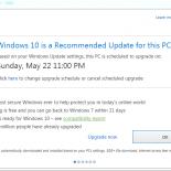 Microsoft обновляет пользователей до Windows 10 хитростью