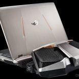 ASUS ROG GX800 VR игровой ноутбук с жидкостным охлаждением