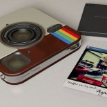 Instagram Socialmatic Camera Polaroid