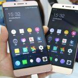 LeEco представила три уникальных Android-смартфона