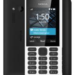 Nokia 150 и Nokia 150 с двойной SIM-картой