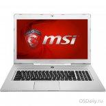 Отзывы о ноутбуках MSI