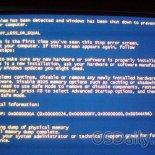 Dumping Physical Memory To Disk Windows 7 синий экран, что делать?
