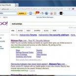 Как удалить Search Yahoo